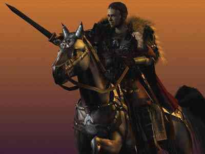 Gladiator - 3d para game