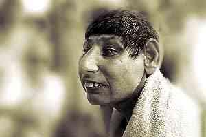 Os homens-rato do Paquistão