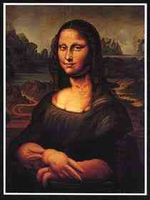 Mona Lisa remake