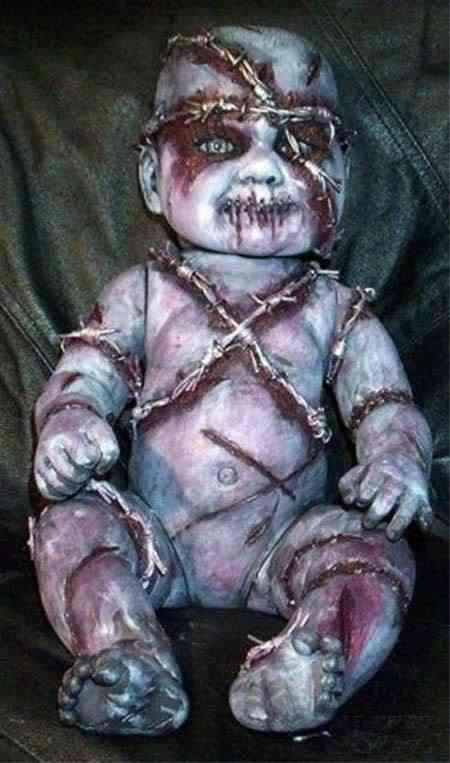 Neste natal, dê boneca para sua filha