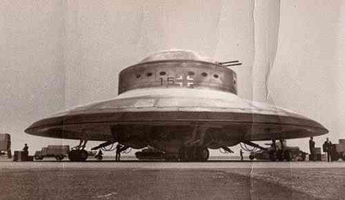 Ufo Nazista?