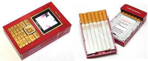 Celular de fumante (genial)