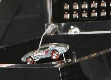 O mais caro carrinho Hot wheels do mundo