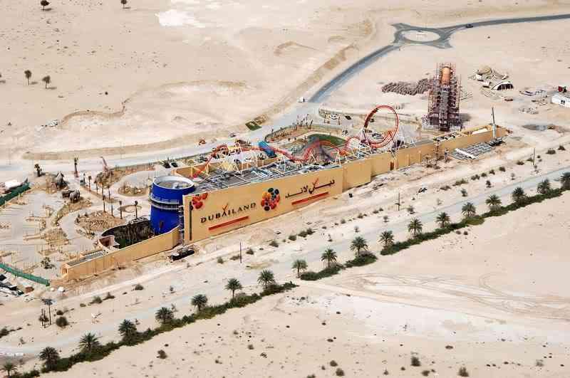 Maglev Cobra em Dubai