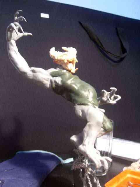 Viking Warrior Parte 3 - Fabricando o monstro