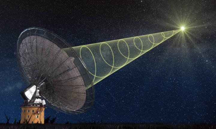 Sinais de radio podem ser de alienígenas?