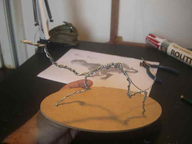 Aqua Rex - Parte 1 - Esqueleto