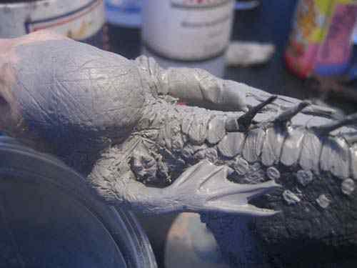 Aqua Rex parte 3 - O acabamento