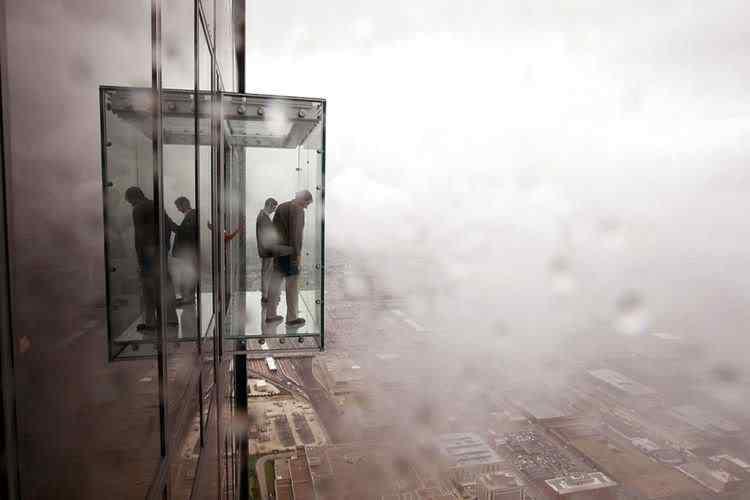 Pra quem não tem medo de altura