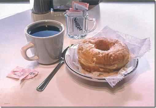 breakfast thumb Pinturas incríveis