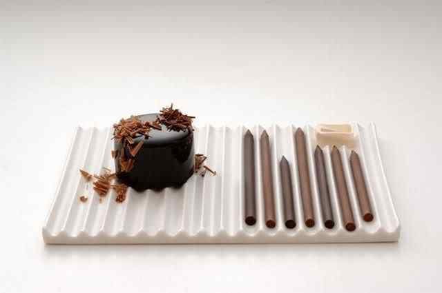 10 coisas bizarras feitas de chocolate