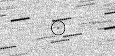 Ufo registrado no espaço causa discussão entre astrônomos