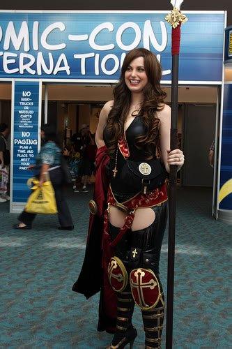 Os melhores cosplays femininos do mundo