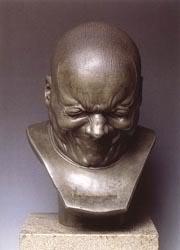 Arch Evil Estranhas esculturas do século XVIII
