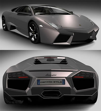 lamborghini reventon 01 Fabricou seu próprio Lamborghini na garagem