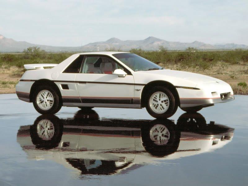 pontiac fiero 84 Fabricou seu próprio Lamborghini na garagem