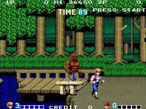 double dragon xbla Dez games de fliperama que marcaram minha infância