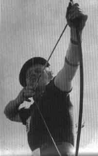 Jack Malcolm, o cara que foi pra guerra com espada e arco e flecha