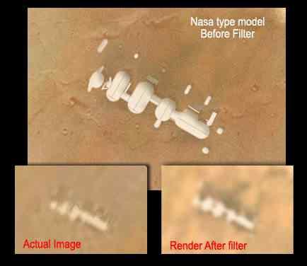 Descoberto o que era o objeto estranho na superfície de Marte