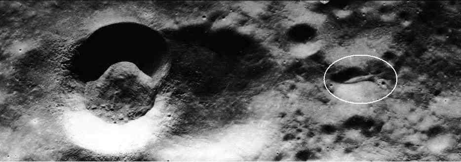 O que é o objeto estranho na superfície de Marte?