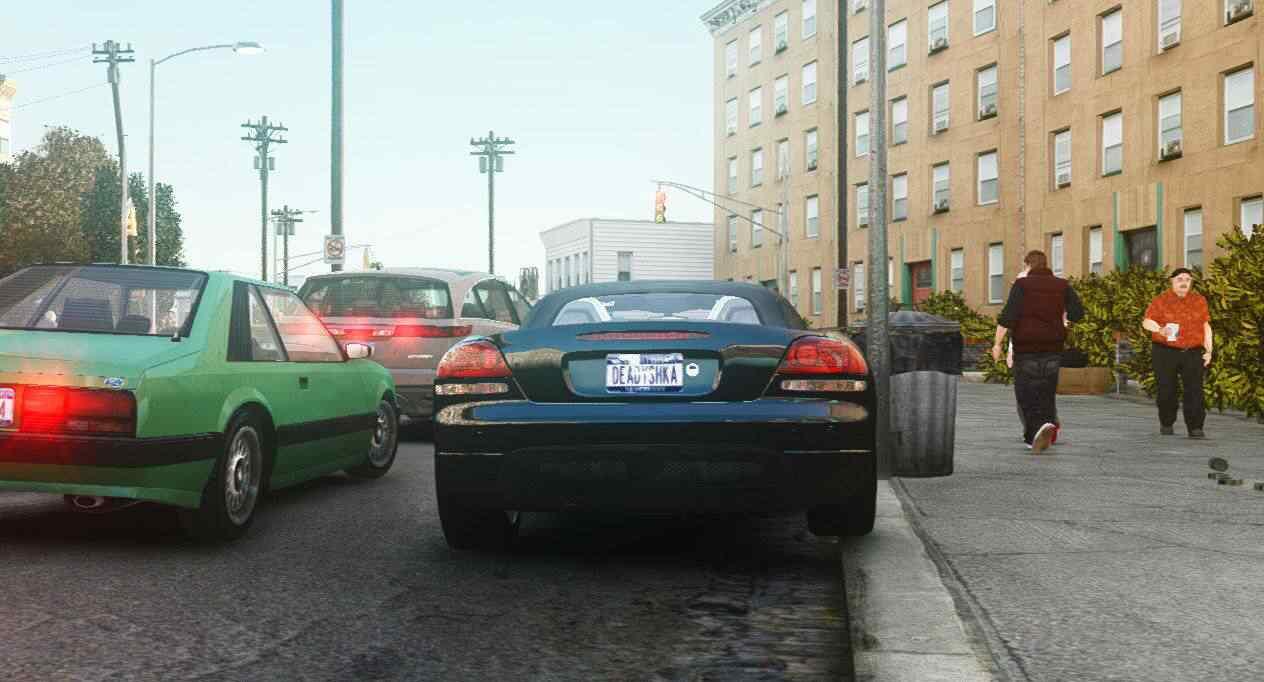 iCEnhancer - Como deixar o GTA IV igual um filme