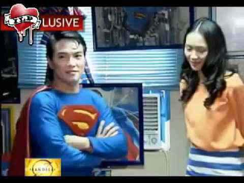 Ele queria ser o Super-Homem