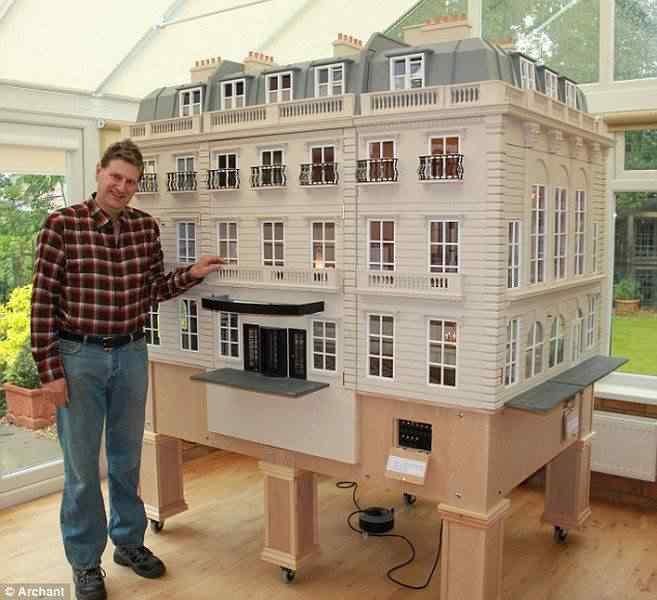 Uma incrível construção
