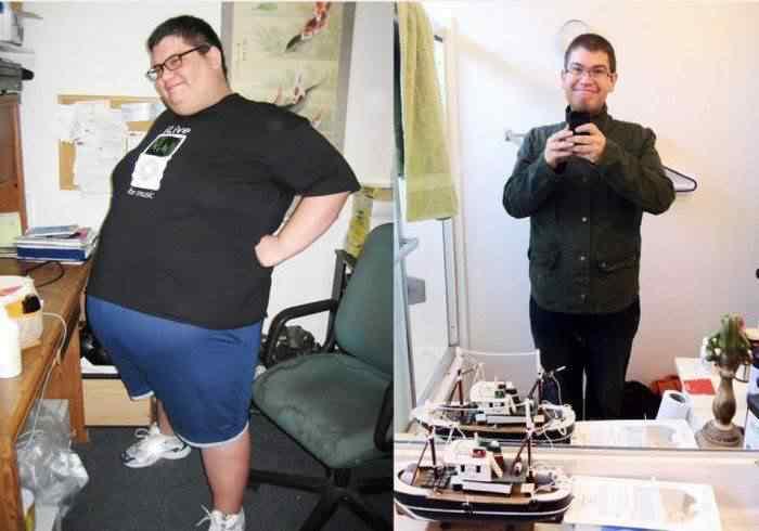 Transformações inacreditáveis