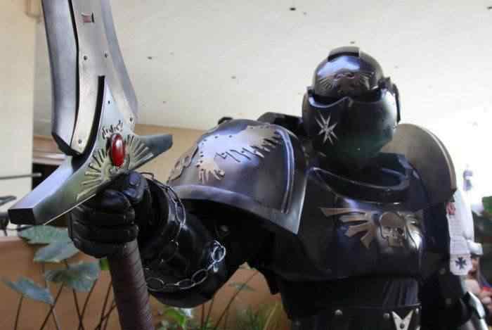 Cosplay Sensacional de Warhammer