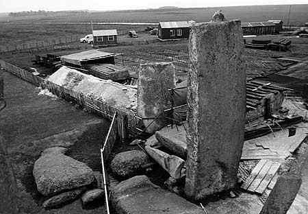 A fraude de Stonehenge
