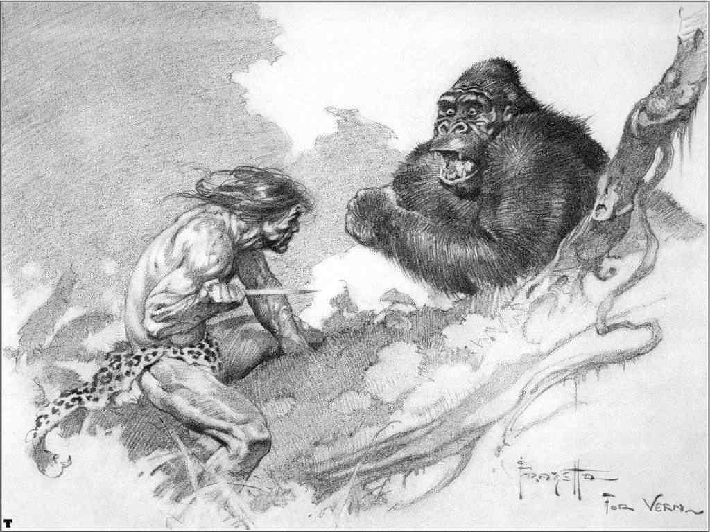 Tarzan em 3d