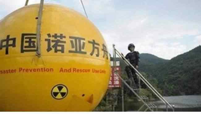 Noé 2.0? Chinês constrói arca para sobreviver ao fim do mundo