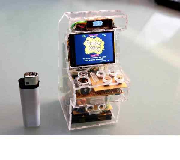 Micro arcade