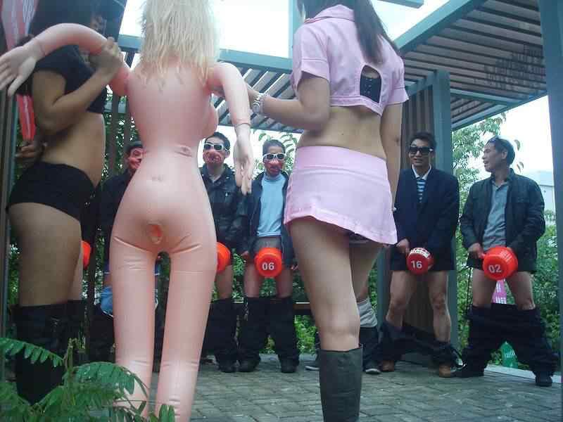 O bizarro campeonato de masturbação na China e outros concursos bizarros