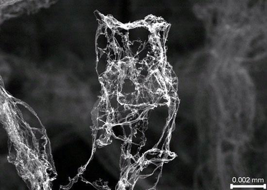 5 materiais incríveis que parecem ficção científica