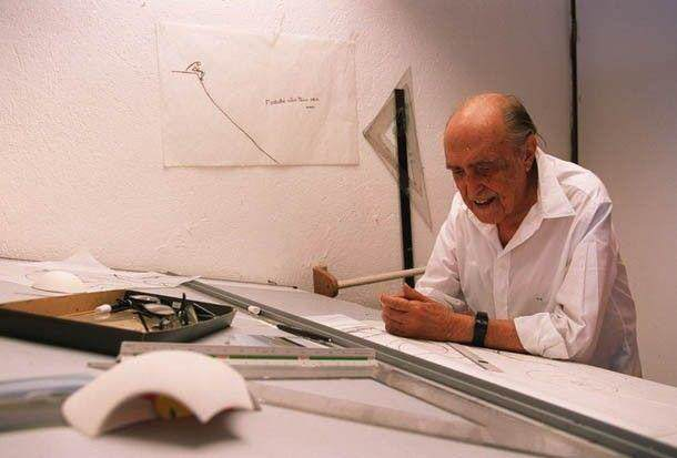 Morreu Oscar Niemeyer