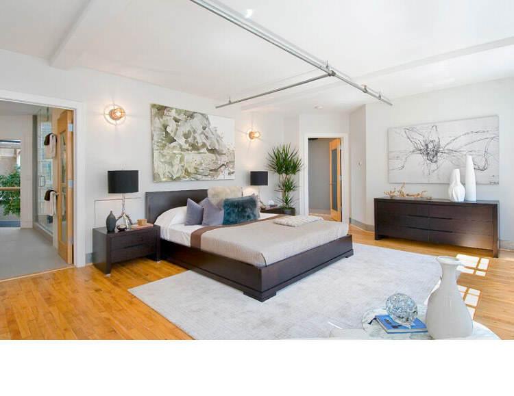 Warehouse Converted into Luxury Loft Apartment in San Francisco 28 Solteiro em busca de ideias? Olha aí uma casa sensacional!