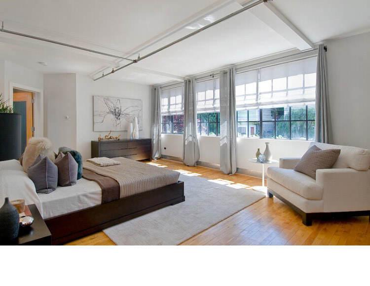 Warehouse Converted into Luxury Loft Apartment in San Francisco 29 Solteiro em busca de ideias? Olha aí uma casa sensacional!