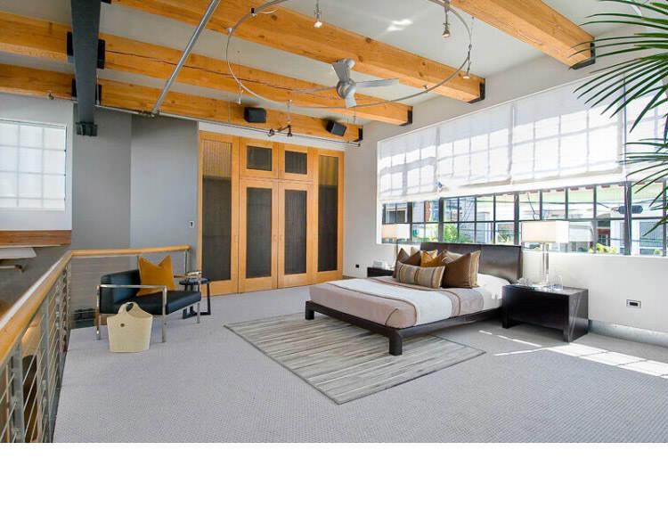 Warehouse Converted into Luxury Loft Apartment in San Francisco 34 Solteiro em busca de ideias? Olha aí uma casa sensacional!