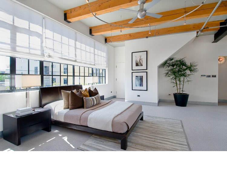 Warehouse Converted into Luxury Loft Apartment in San Francisco 35 Solteiro em busca de ideias? Olha aí uma casa sensacional!
