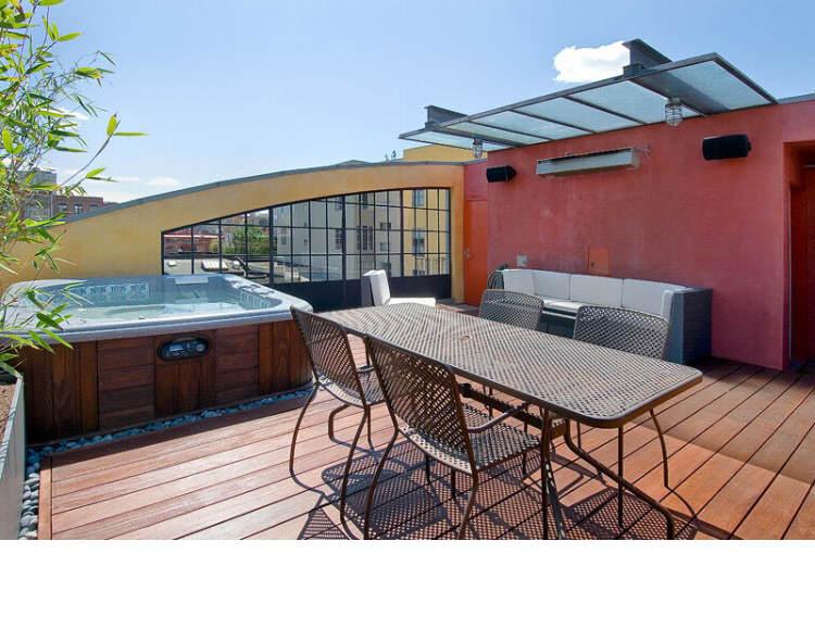 Warehouse Converted into Luxury Loft Apartment in San Francisco 39 Solteiro em busca de ideias? Olha aí uma casa sensacional!