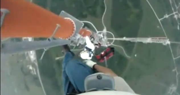 Tem medo de altura? Não veja este video!