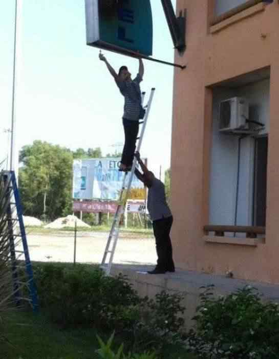 Segurança em primeiro lugar!