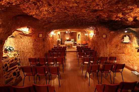 Coober Pedy - A cidade subterrânea na Austrália
