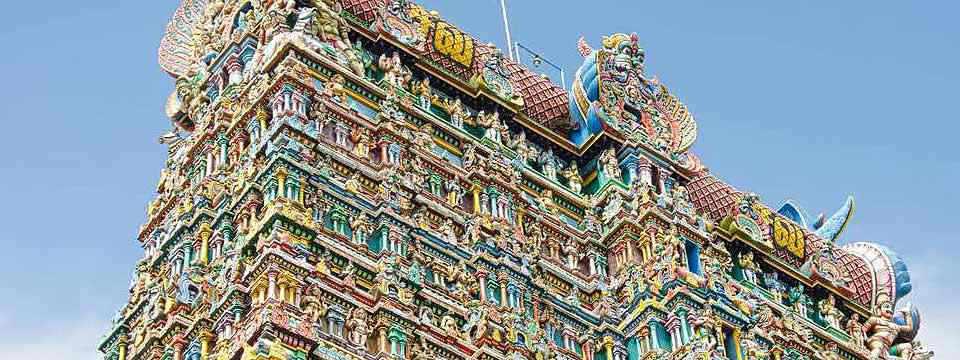 Meenakshi Amã - O templo do exagero