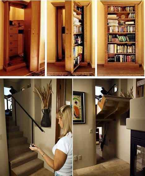 10 ideias doidas para fazer numa casa