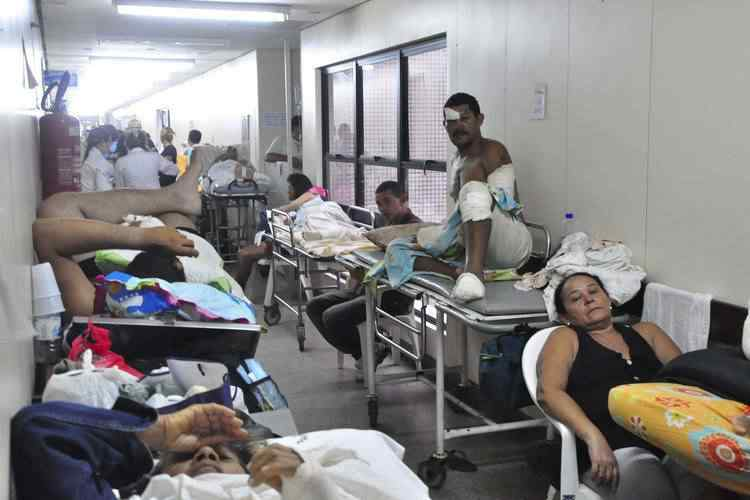 Decepção e vergonha de ser brasileiro