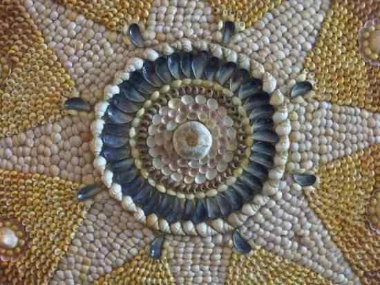 A misteriosa passagem das conchas