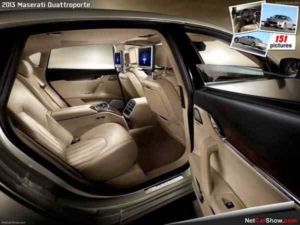 As Maserati e seus donos