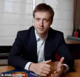 Bilionario Russo quer virar imortal e vai fazer upload de seu cérebro para um robô